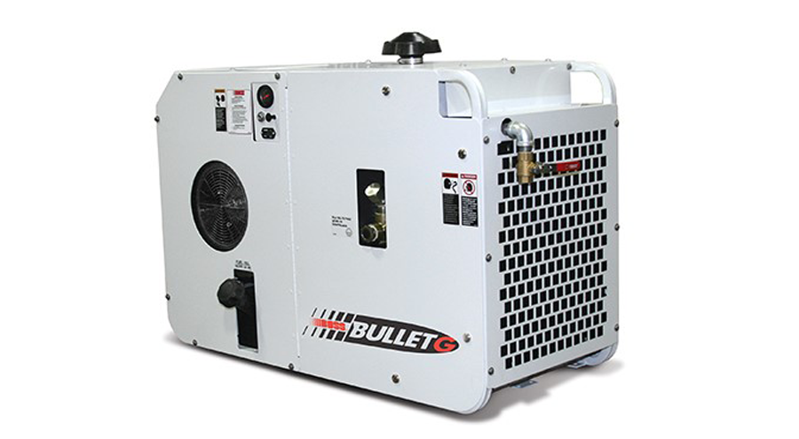 BossAir Engine Driven Air Compressor