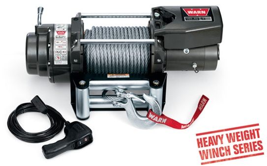 Warn Heavy Weight Winch Series