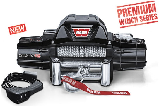 Warn Premium Winch Series