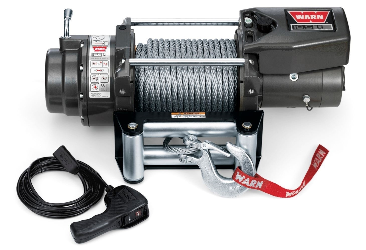 Warn 16.5TI Heavyweight Winch