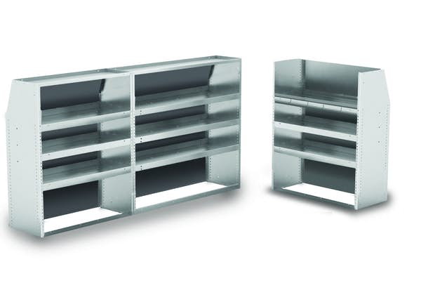 Masterack Steel Shelving Module