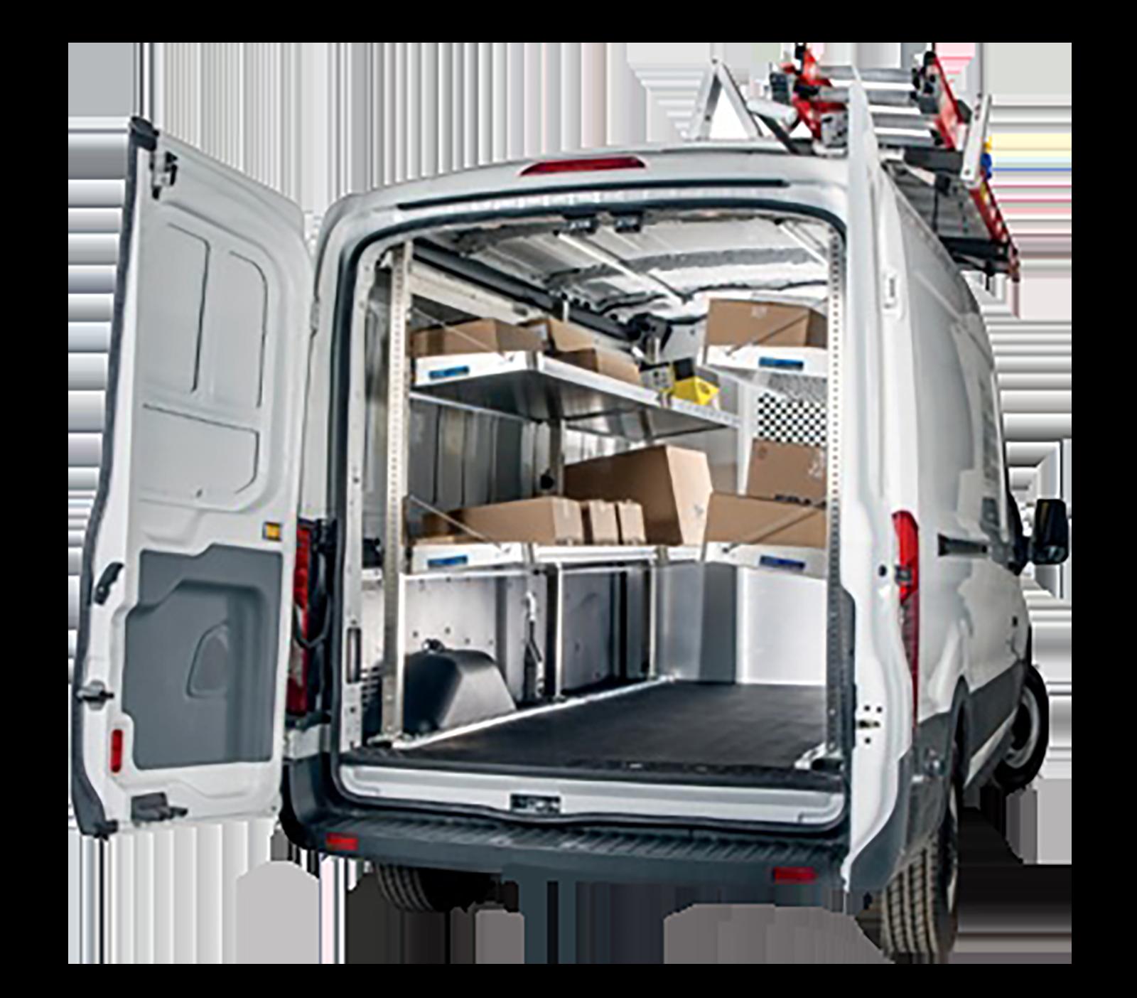 Ranger Design Van Equipment
